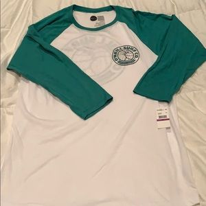 O'Neill Surf Co. baseball sleeves T-shirt
